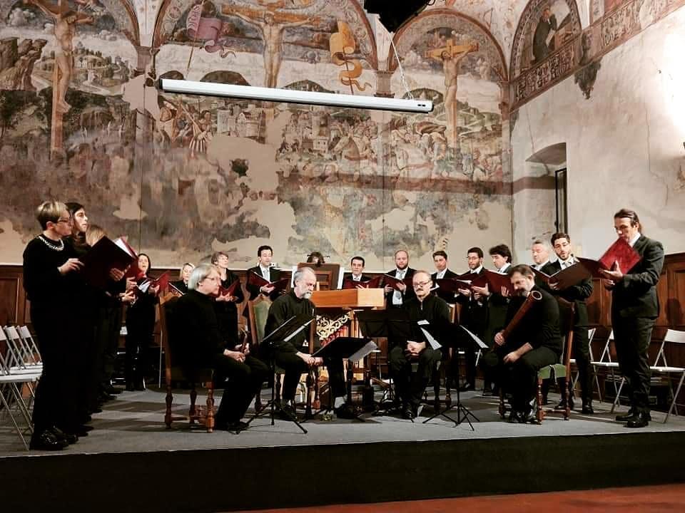 coro camera Monteverdi_Quoniam