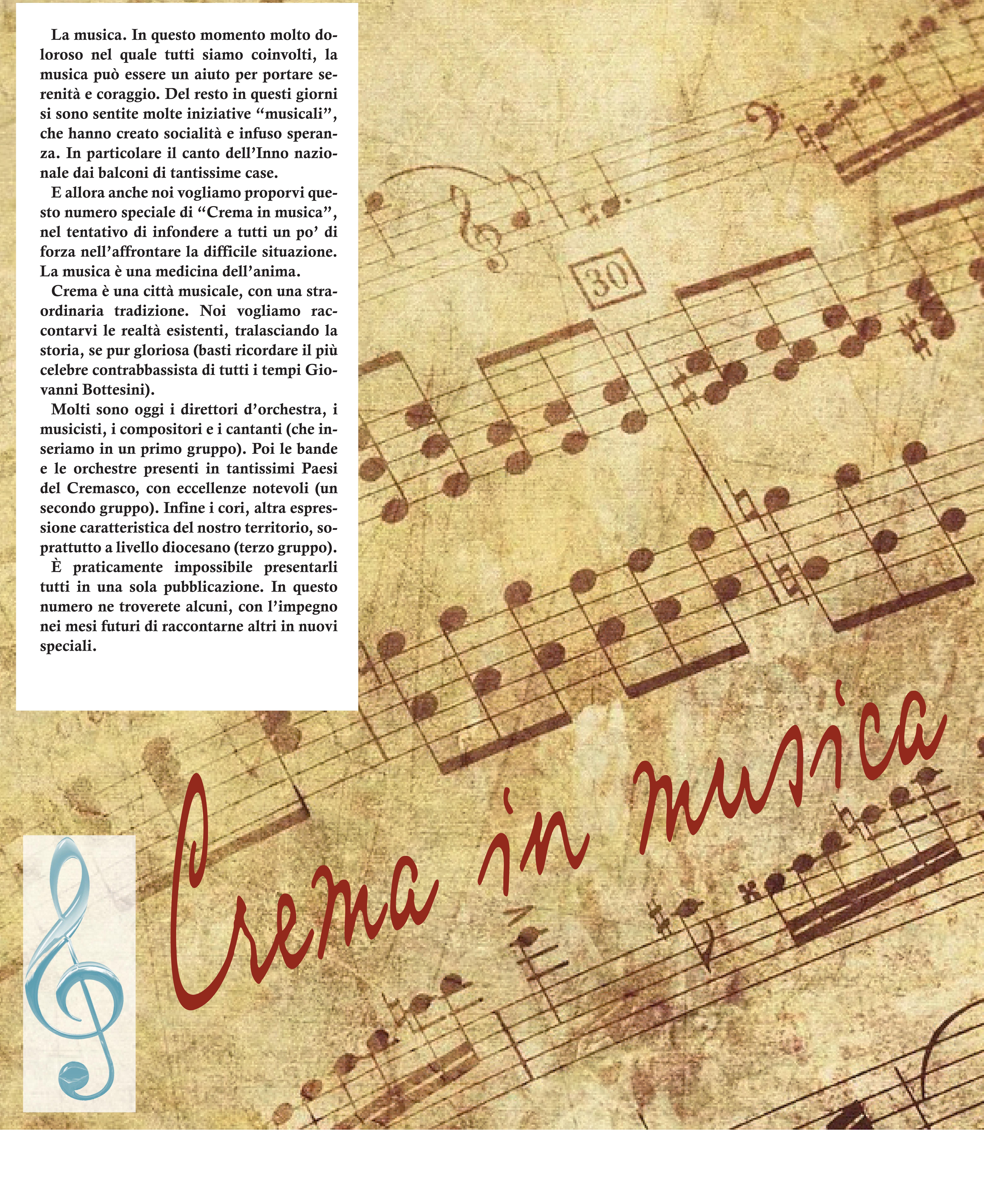 il Nuovo Torrazzo Online 27 Marzo Crema in Musica - 3